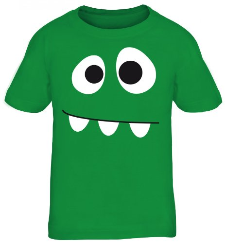 Shirtstreet24, MONSTER, Fasching Karneval Kostüm Kids Kinder Fun -
