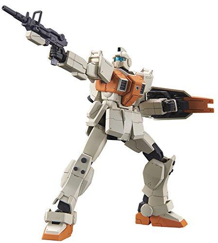 Bandai Hobby HGUC 1/144mm Tipo de Suelo MS Gundam: 08th MS Equipo acción Figura
