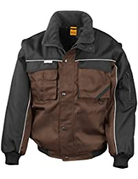 RT71 workguard heavy duty veste de travail veste coupe-vent imperméable