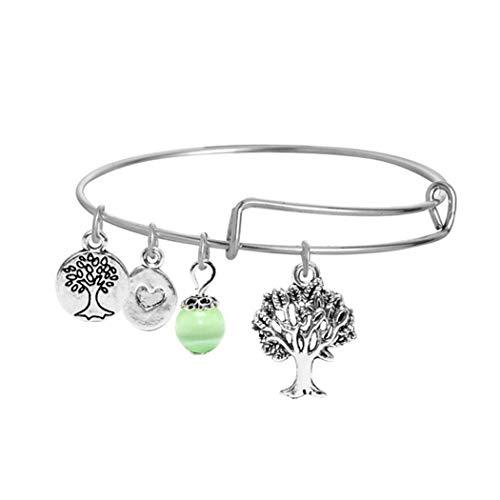 T.sewing 1pcs braccialetto a forma di stella marina con pendente a forma di palma