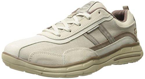 Skechers GlidesStatus Herren Sneakers Stone