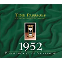 Time Passages 1952 Yearbook