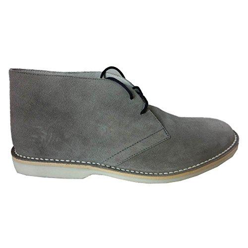 Scarpe uomo Docksteps collezione primavera estate ad88 grigio (44)