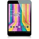 iconBIT NetTAB Skat RX 21 cm (7,9'') Tablette Tactile (ARM Cortex A9, 1,8GHz, 1Go RAM, 8Go HDD, Android 4.1) Noir