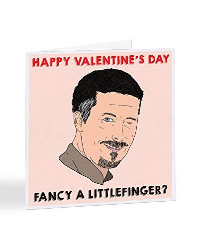 Funky NE Ltd® A5038 Glückwunschkarte zum Valentinstag mit Aufschrift