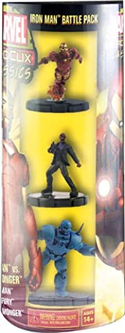 Iron Monger - Heroclix M. Classic Iron Man Battle Pack
