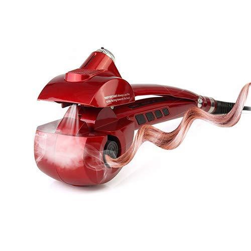 ZIDAJINCHU Automatische Rotierende Spray Lockenwickler, Dampfer Keramik Lockenwickler, Advanced Curl Styling Tool -