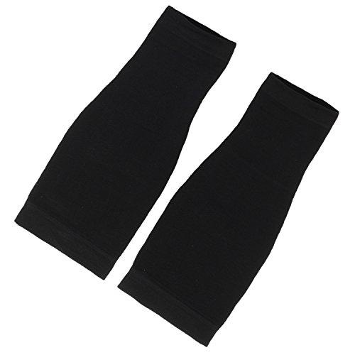 Tibiakantensyndrom Kompressions-Wadenbandage Sleeve ? Männer & Frauen(M) Schwarz