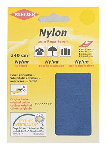 Kleiber Selbstklebendes Reparaturmaterial aus Nylon, königsblau