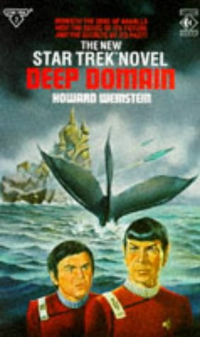 Cover of Deep Domain (Star Trek)