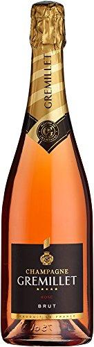 Champagne Gremillet Rosé D'Assemblage Brut Nv. Champagne, France. (pinot Noir, Chardonnay) 6 X 75cl