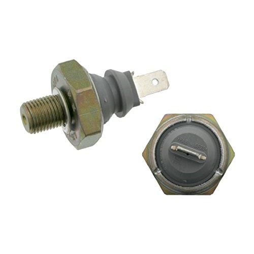 febi bilstein 08444 Öldruckschalter mit Dichtring, Anschlusszahl 1, M10 x 1, 1 Stück