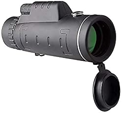 Diswa HD Optical Monocular Telescope Zoom Phone Lens 35x50 Power Good Use for All Mobile Phone