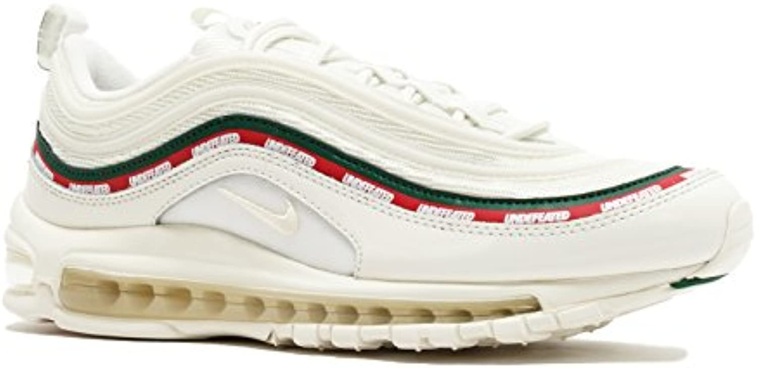 Air Max 97 OG Undftd Undefeated Sail Speed Red White AJ1986 100