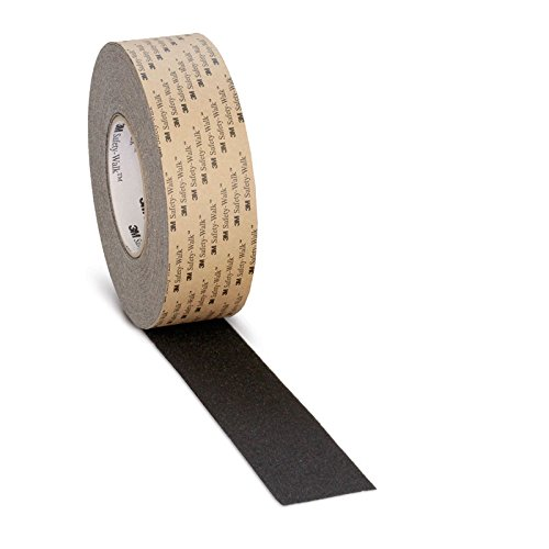 Preisvergleich Produktbild 3M Safety Walk Antirutschbelag Universal,  schwarz,  50 mm breit x 1 m,  Meterware