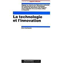 La technologie et l'innovation