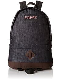 "JanSport Beatnik Backpack - Blue Denim / 17.5.5""H x 13.4""W x 5.5""D"