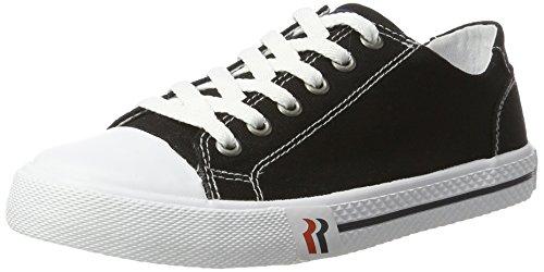 Romika Unisex-Erwachsene Soling 06 Sneakers Schwarz (Schwarz)