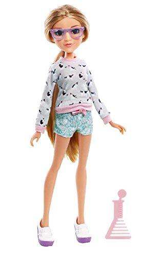 - Project Mc² Puppe - Adrienne (Halloween Baby Einstein)