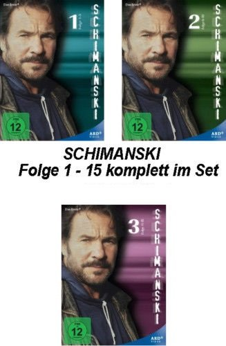 Edition Box 1-3 (9 DVDs)