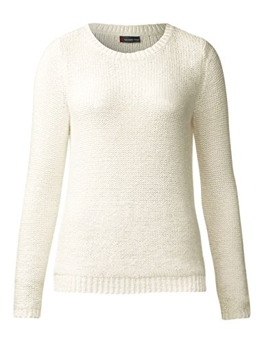 Street One, Pull Femme Beige (Off-White Knit 11128)