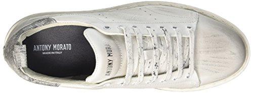 Antony Morato Mmfw00944-le300001, Sneaker Uomo Bianco