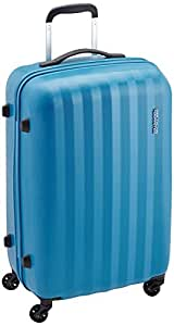 American Tourister Valise At Prismo LL Spinner M 70 cm 61 L Turquoise (Caribbean Blue) 59549/2479
