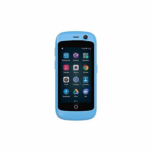 Unihertz Jelly Pro - El Teléfono Inteligente 4G Más Pequeño del Mundo, Android 7.0 Nougat Smartphone Desbloqueado con...