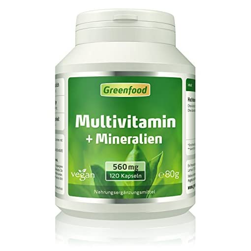 Greenfood Multivitamin