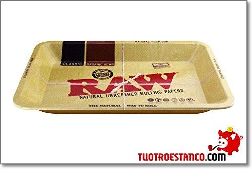 Foto de Bandeja RAW Mini para liar - 18 x 12.5 cm