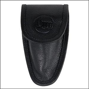 Ortola 5051 Pouch for Tuba Mouthpiece Velcro Skin Black