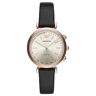 Emporio Armani Smartwatch para para Mujer con Correa en Cuero ART3027