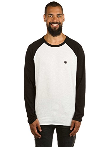Element Blunt Longsleeve Off White