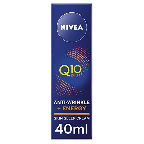 NIVEA Q10 + Vitamina C Antiarrugas + Energy Skin Crema