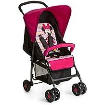 Hauck Disney Baby Sport Lightweight From Birth Pushchair, Minnie Geo, Pink