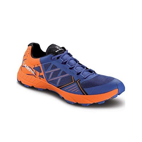 Trail Spin Di Viola Scarpe Est Arancio Scarpa Blu vgCHSH