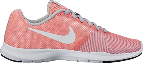 NIKE Pull à capuche pour homme AD Hybrid Lava Glow/White-Wolf Grey-Black