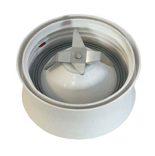 KENWOOD-vaso mezclador-Soporte de color blanco para batidoras y batidora KENWOOD/presseagrumes