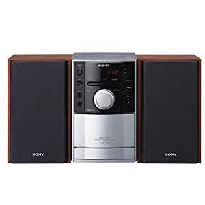 sony cmt eh10 micro cha ne radio cd cassette tv vid o. Black Bedroom Furniture Sets. Home Design Ideas