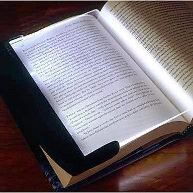 LED Book Reading Panel von Express Panda - Licht Speziell für Bücher konzipiert -