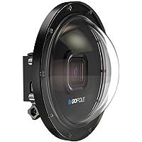 GoPole dôme H5–15,2cm Dome Port pour GoPro Hero5Noir