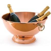 Mauviel M'Tradition 2702.40 - Centro de mesa para botellas (diámetro: 40 cm)