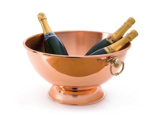 Mauviel1830 - M'30 270240 - Vasque à champagne Cuivre cuivre - 40 cm