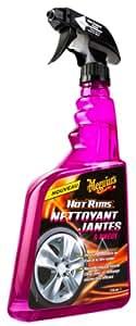 Meguiar's G9524F Hot Rims Nettoyant Jantes et Pneus