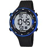 Calypso  watches K5663/2 - Reloj de pulsera hombre, plástico, color negro