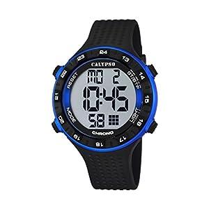 Calypso watches K5663/2 – Reloj de Pulsera Hombre, plástico, Color