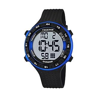 Calypso watches K5663/2 – Reloj de Pulsera Hombre, plástico, Color Negro