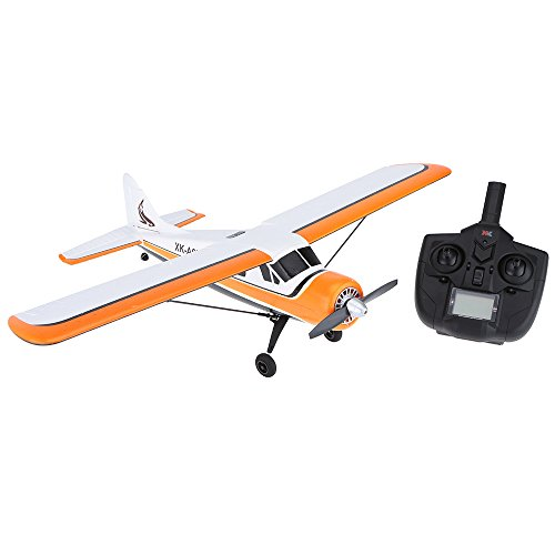 Goolsky XK DHC-2 A600 5CH 2.4G 3D6G motore Brushless RC aereo
