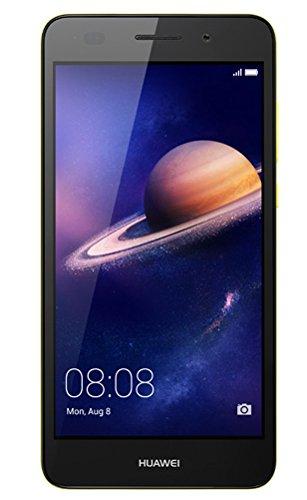 Huawei CAM-L21 Black Smartphone Y6 II LTE Dual SIM schwarz Sim-cam