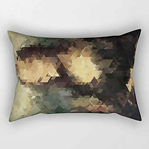 NICEPLW Throw Pillow Case Of Geometry 18 X 26 Inches